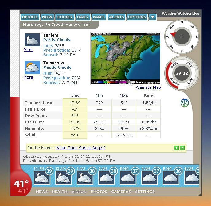全球天气预报 v7.0.30