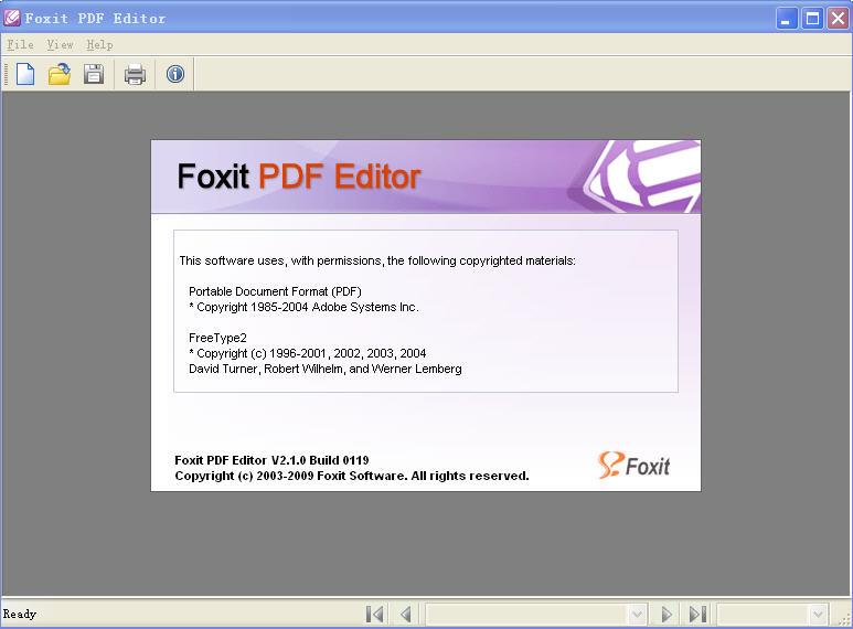 Foxit PDF Editor - потрясающая программа для быстрого и легкого