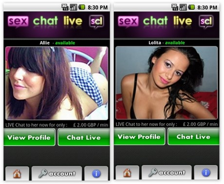 Sex Chat ungezogener Chat