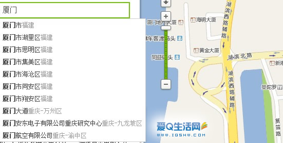 qq地图正式上线_西西软件资讯