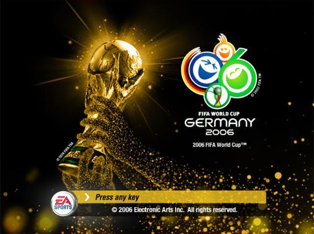FIFA2006世界杯 英文硬盘版→ FIFA2006世界杯 英文硬盘版
