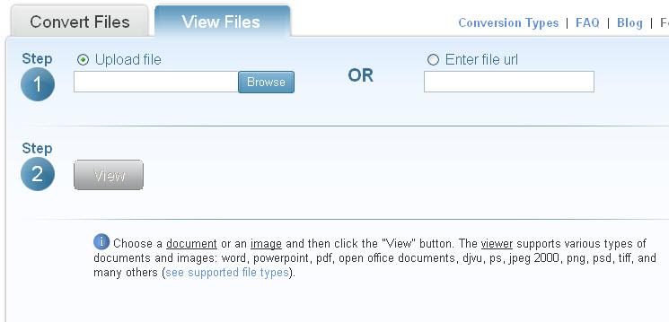 强大的在线文档转换和浏览工具:DOCSPAL - diysad - diysad的博客
