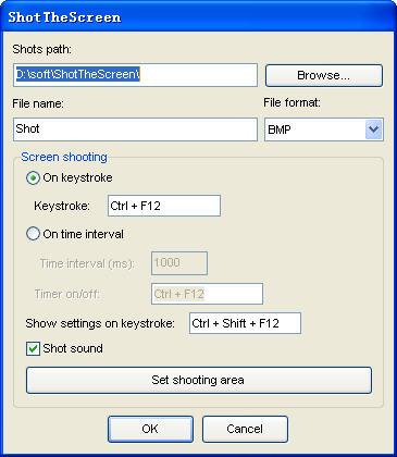 ShotTheScreen免费绿色版