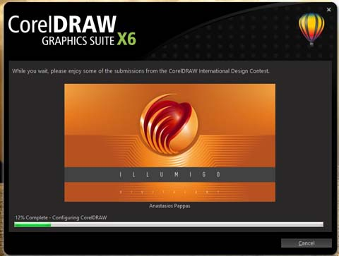 coreldraw x6 官方正式版安装激活图文教程