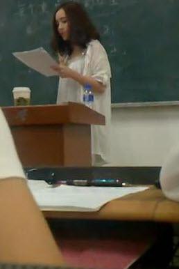 华中师大美女教师完整页