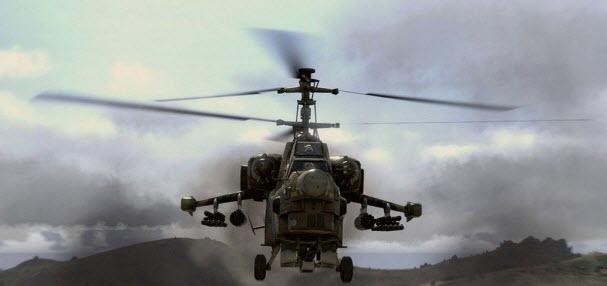 武装突袭3 直升机操作技巧