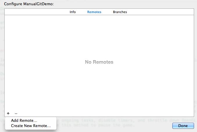 【iOS开发】XCODE上传代码至github(转)