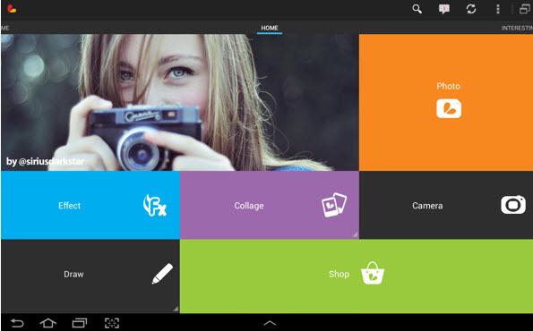 图片编辑器picsart电脑版下载4.2.2 官方版_PicsArt怎么制作图签