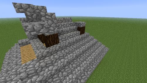 我的世界怎么制作古代建筑图片