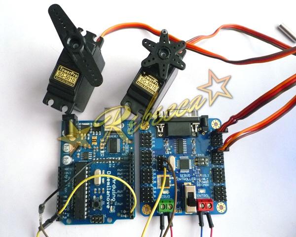 32路舵机控制器调试软件下载