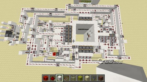 我的世界红石电路陷阱门mod下载绿色版