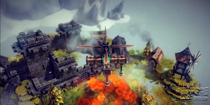 围攻besiege飞机怎么开 飞行器控制方法介绍