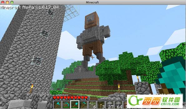 minecraft mac版下载|我的世界mac版下载v1.8