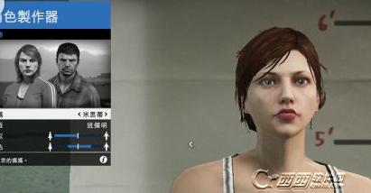 gta5捏脸母亲选哪个好捏脸数据分析