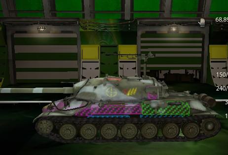 坦克世界7.2弱点涂装插件下载完整版