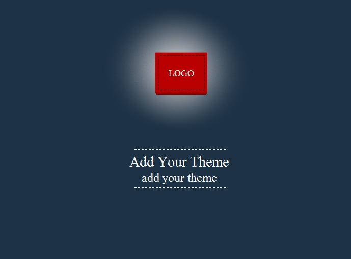 创意线条主题PPT模板下载