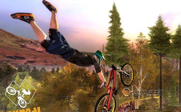 山地自行车游戏下载_粉碎!山地自行车速降下载硬盘版_Shred!DownhillMountainBiking破解版 ...