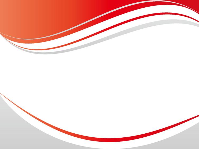 红色动感线条主题PPT背景图片下载