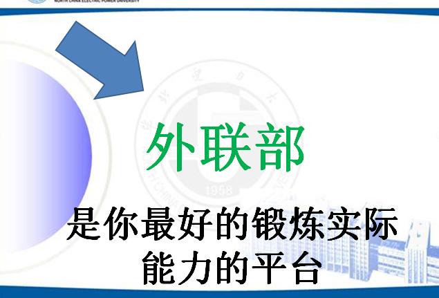 学生会外联部_学生会外联部主题PPT模板下载_西西软件下载