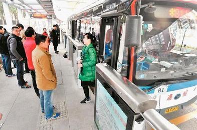 武汉BRT开通线路是什么 为什么叫BRT图片