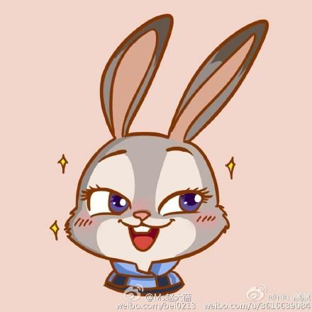 疯狂动物城狐兔情侣头像|疯狂动物城情侣头像