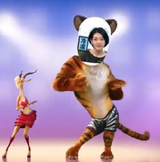 疯狂动物城跳舞app|疯狂动物城跳舞软件下载v1