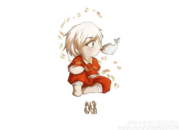 大鱼海棠椿湫头像 高清无水印版