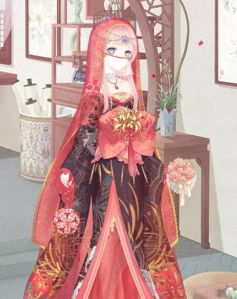 奇迹暖暖女王范礼服S怎么搭,奇迹暖暖女王范的礼服高分搭配图片