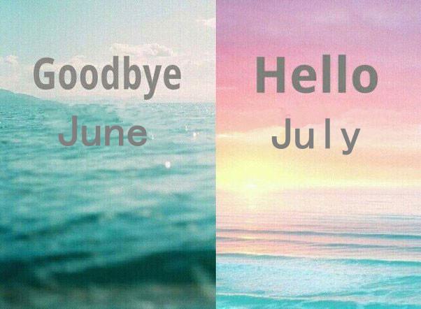 八月你好带字唯美配图下载 八月你好文字唯美图片大全下载