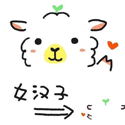 简笔画动物颜文字可爱头像下载 简笔画动物颜文字萌萌哒图片下载